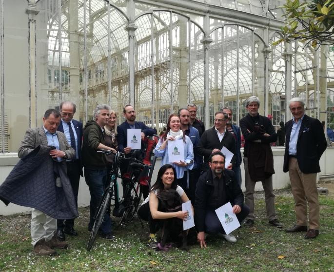 Candidati Firenze+Verde Amministrative 2019